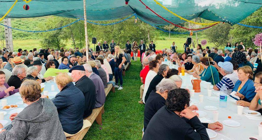 Cerca de 500 Povoenses participaram em Arraial Minhoto 3