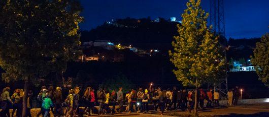 Póvoa de Lanhoso promove Caminhada noturna com tema Flower Power