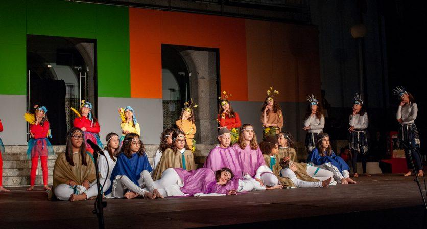 Oficinas de teatro apresentaram espetáculo nos Paços do Concelho 3