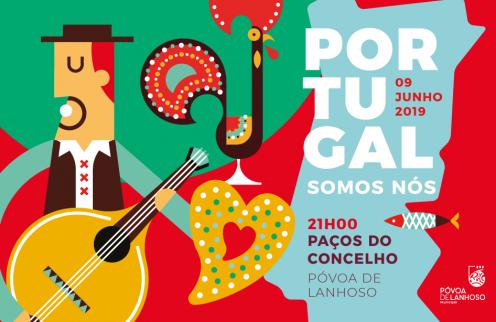 """Concerto """"Portugal somos nós"""""""