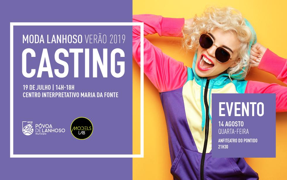 Casting Modalanhoso 2019