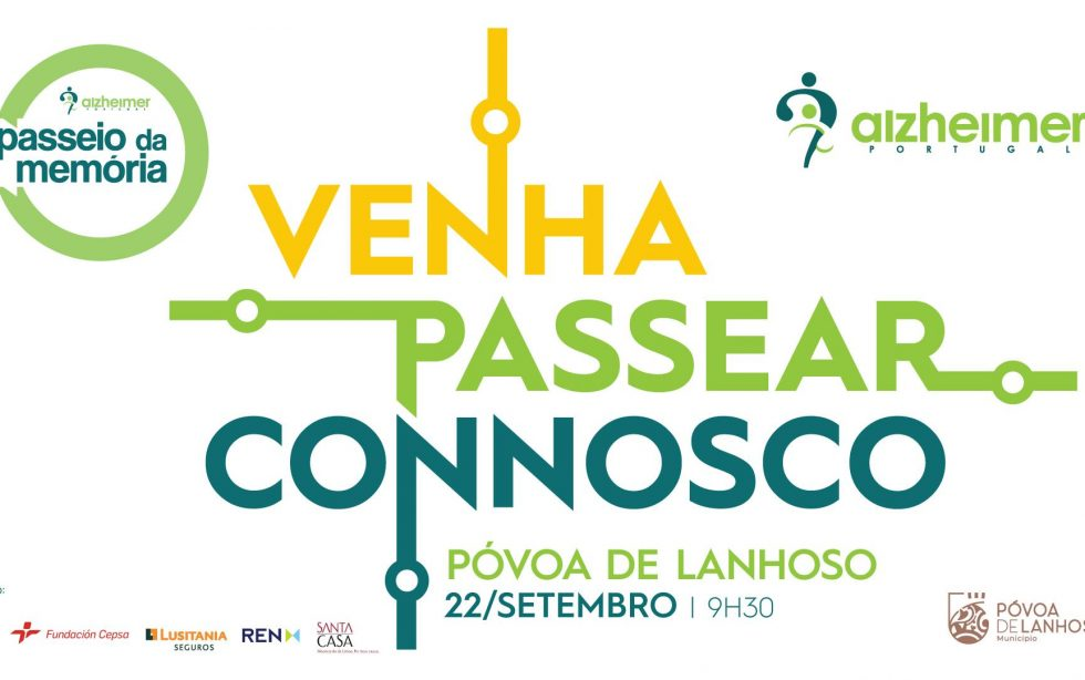 Passeio da Memória 2019 – Alzheimer Portugal