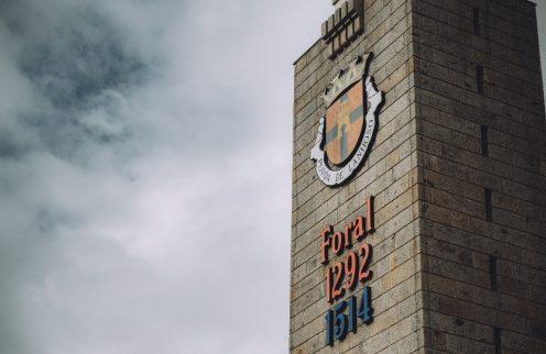 Corte do trânsito na Praça Eng. Armando Rodrigues – Tomada de Posse