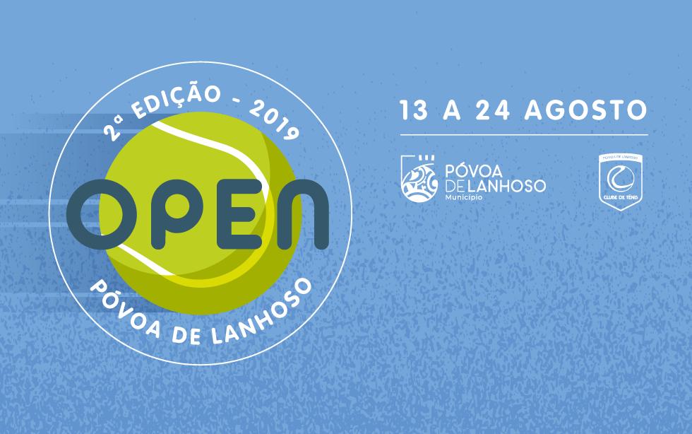 2º Open da Póvoa de Lanhoso