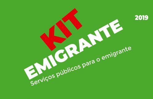 KIT Emigrante | Serviços Públicos para o Emigrante
