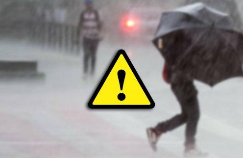 Câmara da Póvoa de Lanhoso recomenda prevenção face a alerta de mau tempo