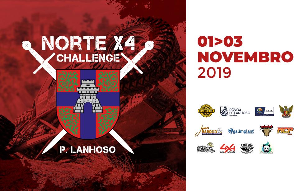 NorteX4 Challenge Póvoa de Lanhoso 2019