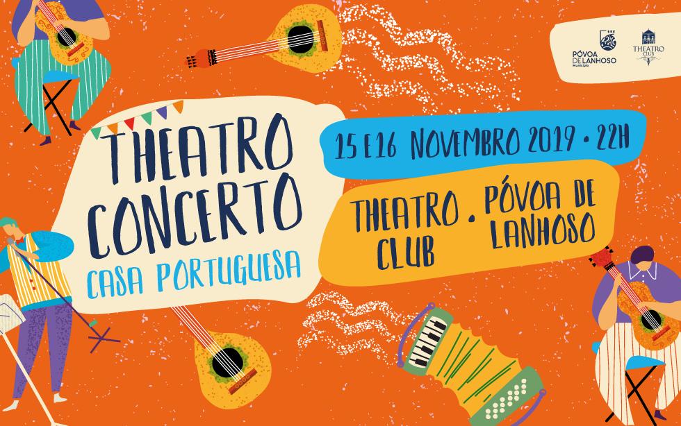 Theatro Concerto – Casa Portuguesa