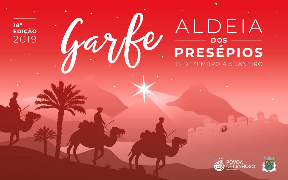 Aldeia dos Presépios 2019 – Garfe