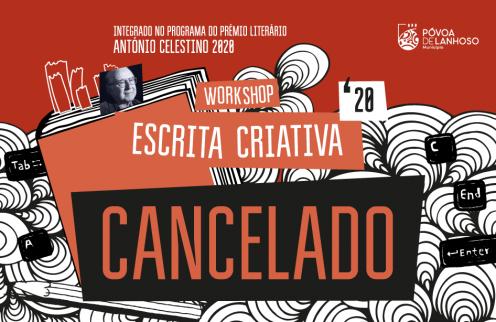 Workshop de Escrita Criativa – CANCELADO