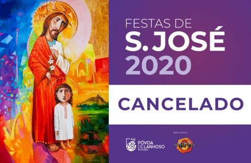 CANCELADO – Festas S. José 2020