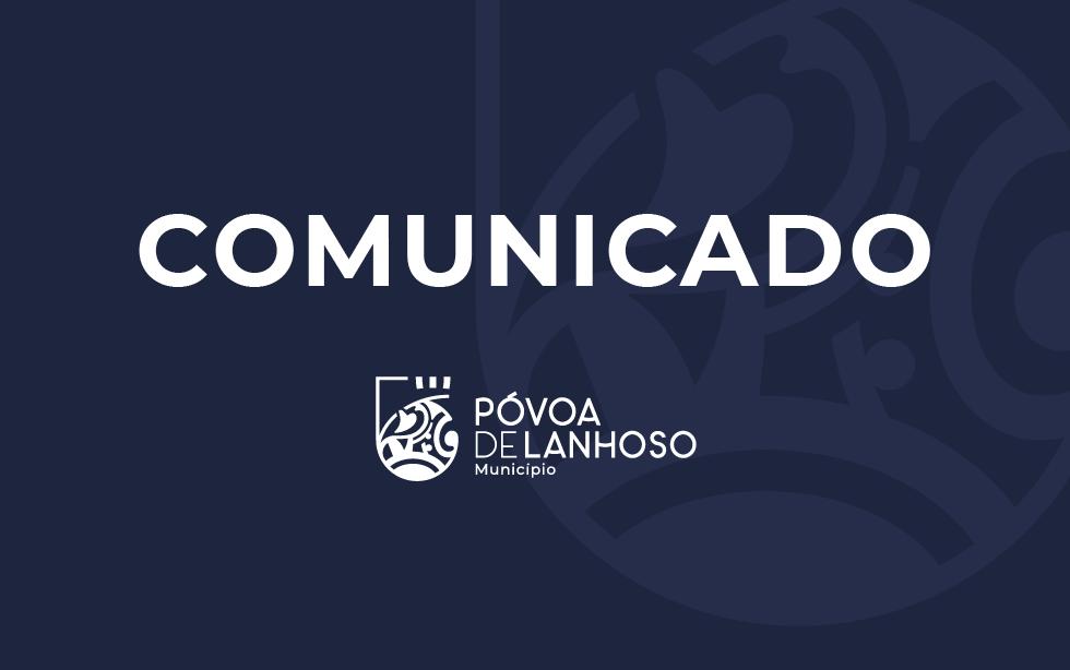 COMUNICADO – COVID19