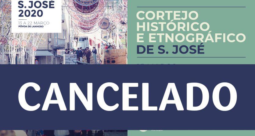 Cortejo Histórico e Etnográfico de S. José 2020 1