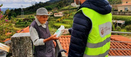 COVID-19: Serviço municipal de proximidade apoia Povoenses