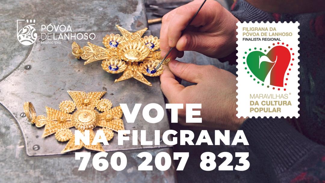 Vote na Filigrana