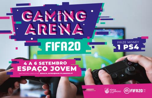 Gaming Arena – FIFA20