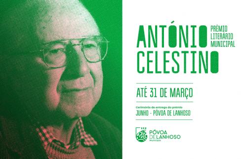 Prémio Literário António Celestino 2021
