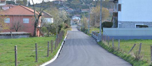 Câmara Municipal da Póvoa de Lanhoso concluiu a Requalificação da Rua Nossa Sra. da Conceição
