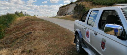 Câmara Municipal da Póvoa de Lanhoso intervém da proteção da floresta contra incêndios