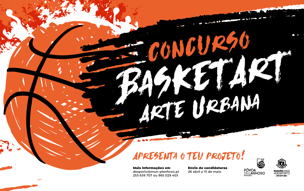 Concurso BasketArt – Arte Urbana