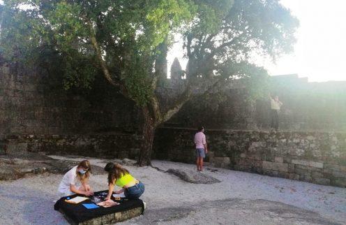 Câmara Municipal da Póvoa de Lanhoso promoveu Escape Room no Castelo