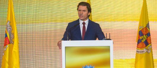 Frederico Castro lidera executivo municipal